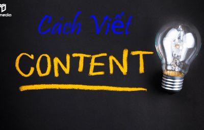Cách viết content
