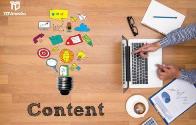 Ý tưởng viết content sáng tạo